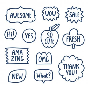 Outline phrases vector collection