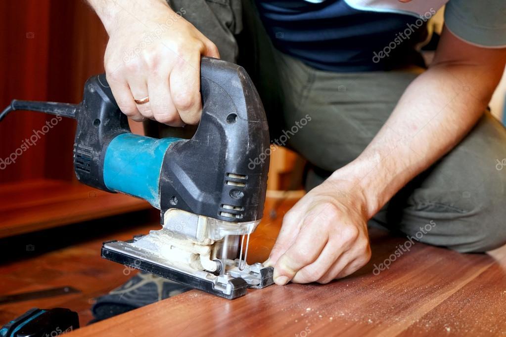 Tagliare il legno legno