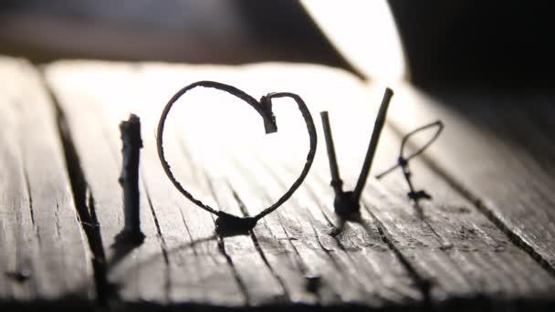 Szeretem a boldog Valentin napi ötlet