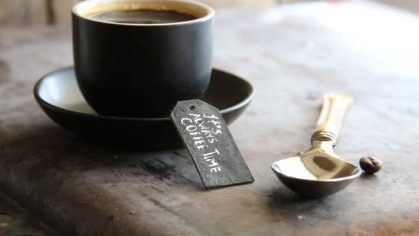 it always coffee time idea