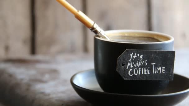 Ez mindig kávé idő ötlet