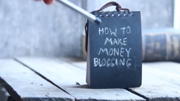 Jak vydělat peníze blogů