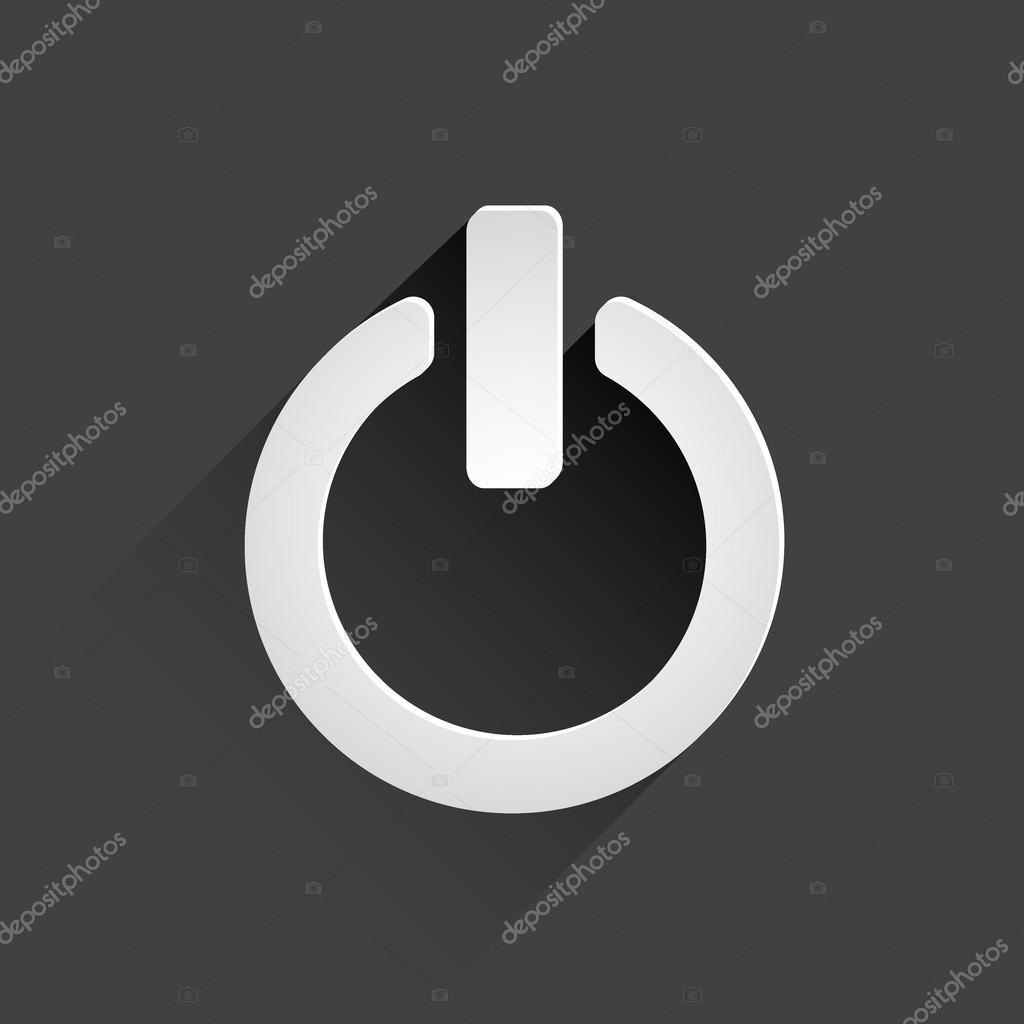 On Off Schalter Symbol — Stockfoto © megastorm #61945151