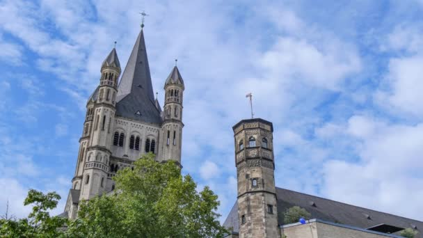 Saint Martin Church Cologne, Germany