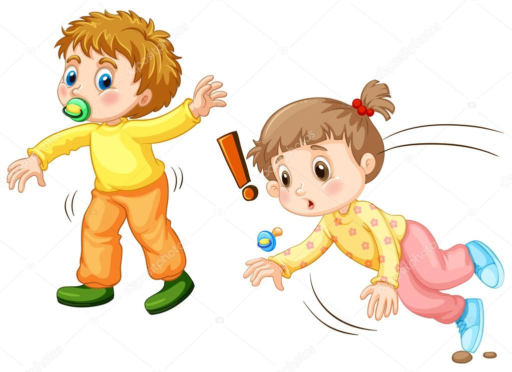 toddler falling down on the ground stock vector businessman clipart black & white businessman clipart black & white