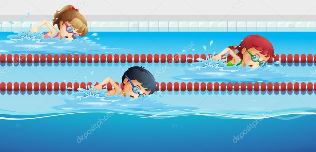 ᐈ Swimming Cartoon Stock Images Royalty Free Swimming Pool Cartoon Animated Download On Depositphotos