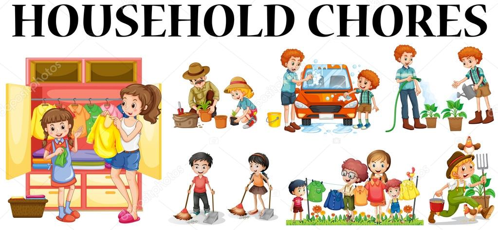 sibling and chores Thanks, juliechore chart for multiple children do chores chore chart for multiple children doing the same chore year after year (my brother.