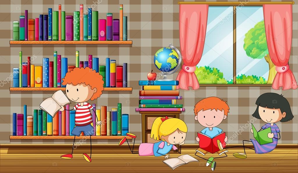 For Books For Children S Room