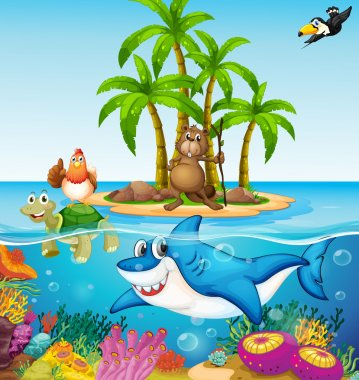 Ocean lives