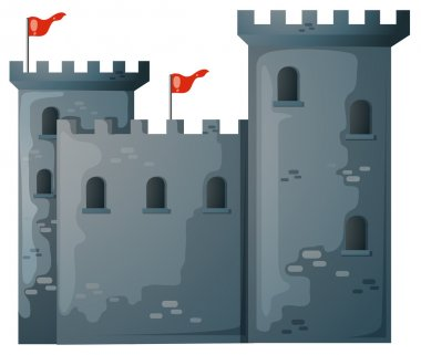 Castle Illustration