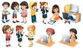 Fényképek gyermekek