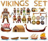Fotografie Vikingové