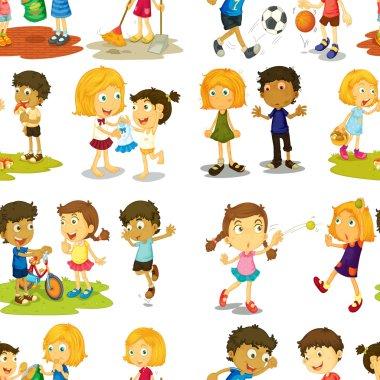 Seamless  children