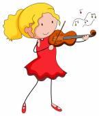 Fotografie Violin