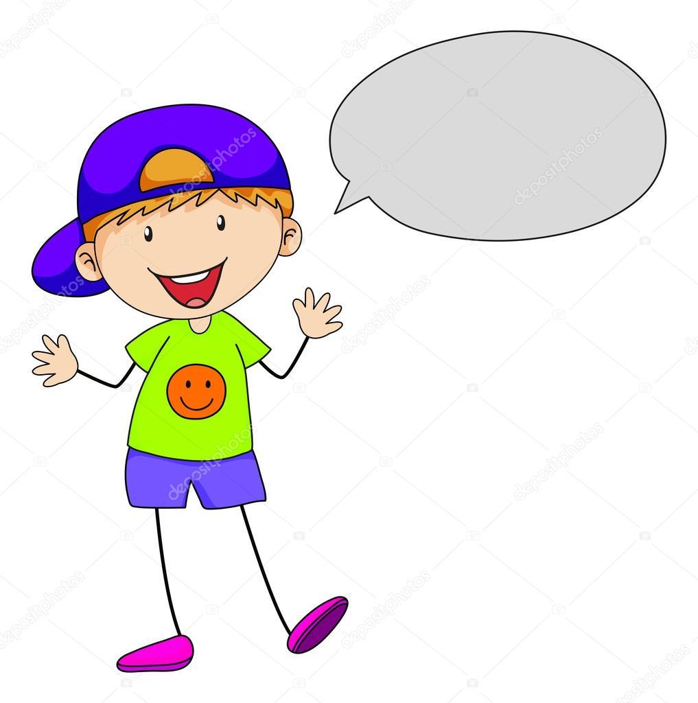 ni u00f1o hablando archivo im u00e1genes vectoriales not talking clipart No Yelling Clip Art