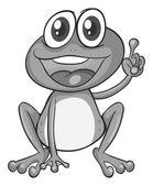 šťastný žába