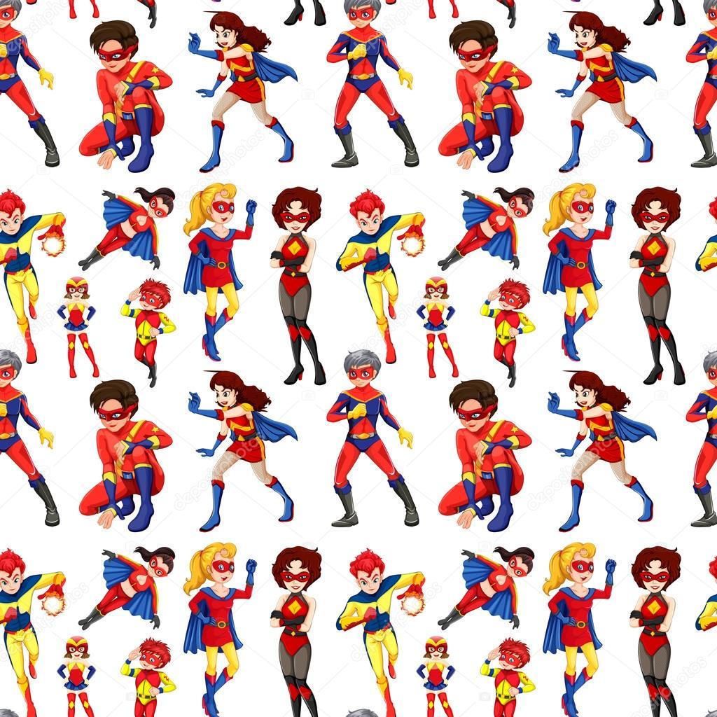 Imágenes: super heroes femeninas | Superhéroes masculinos y ...