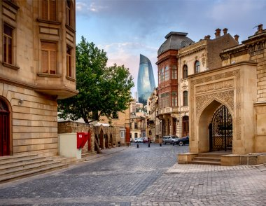 Icheri Sheher (Old Town) of Baku