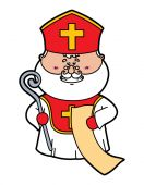 Funny St. Nicholas.