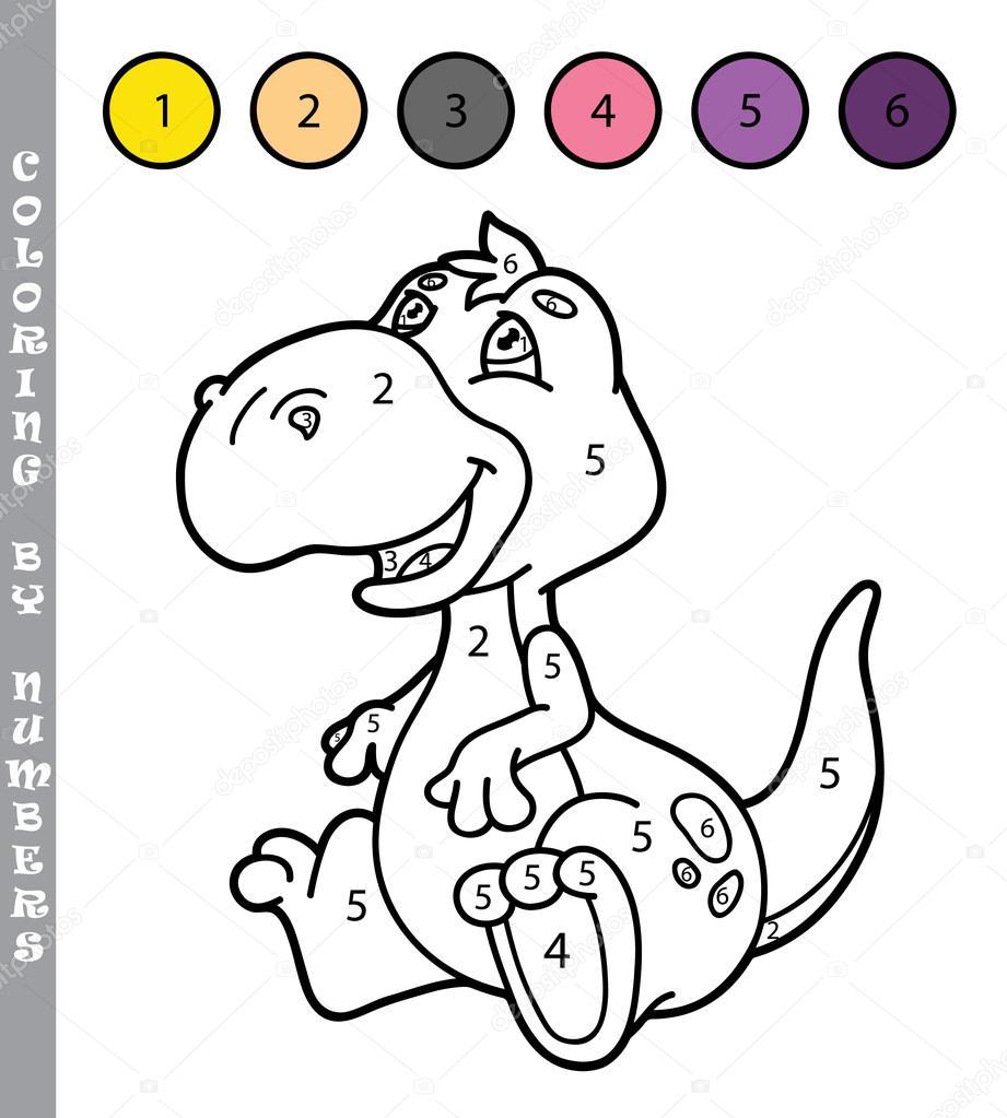 Imágenes Colorear Por Numeros Libros Para Colorear