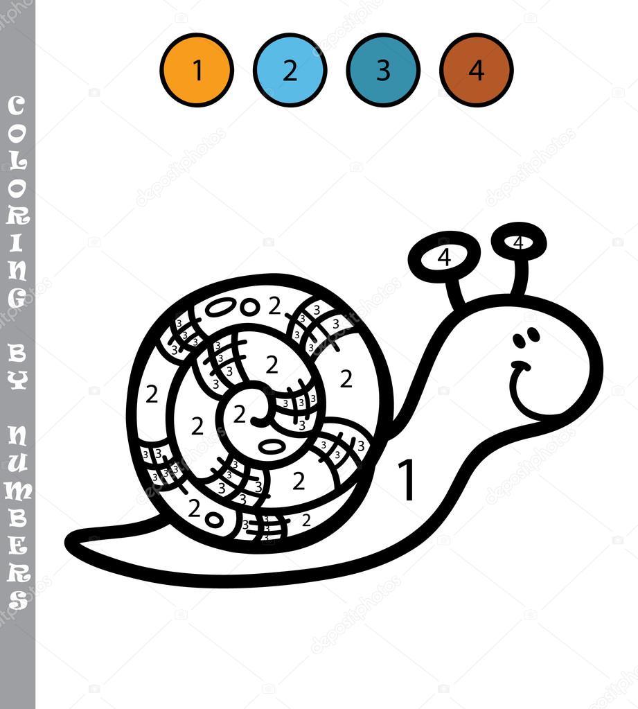 Zabawny Kolorowanki Przez Numery Gry Grafika Wektorowa Boyusya