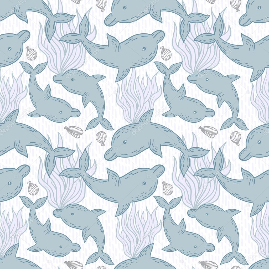 Dolphin pattern