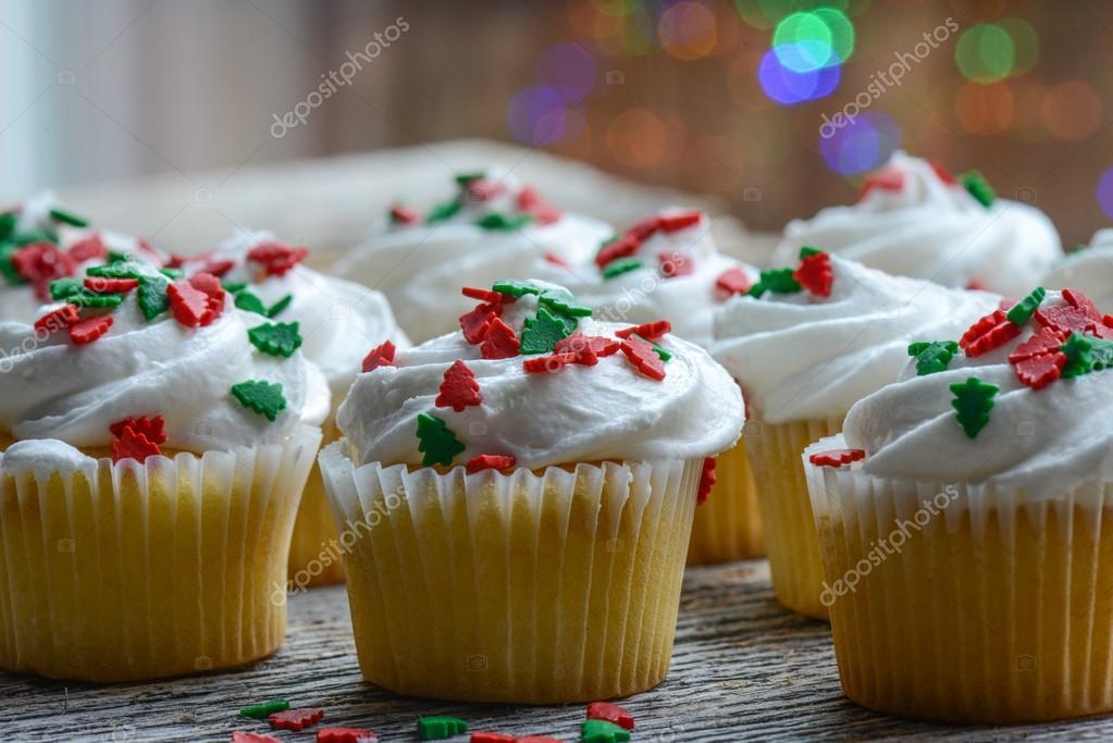 cupcakes choklad vanilj