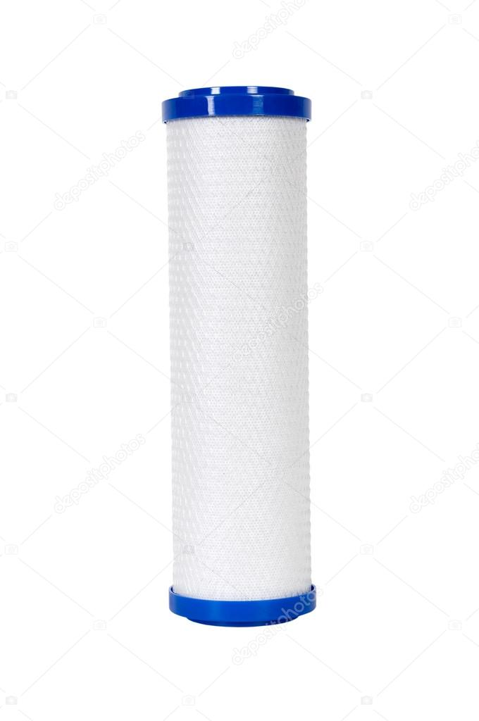 Cartridge for filters of cleaning of tap water