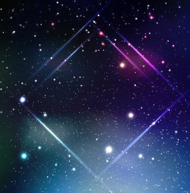 Vector Universe background