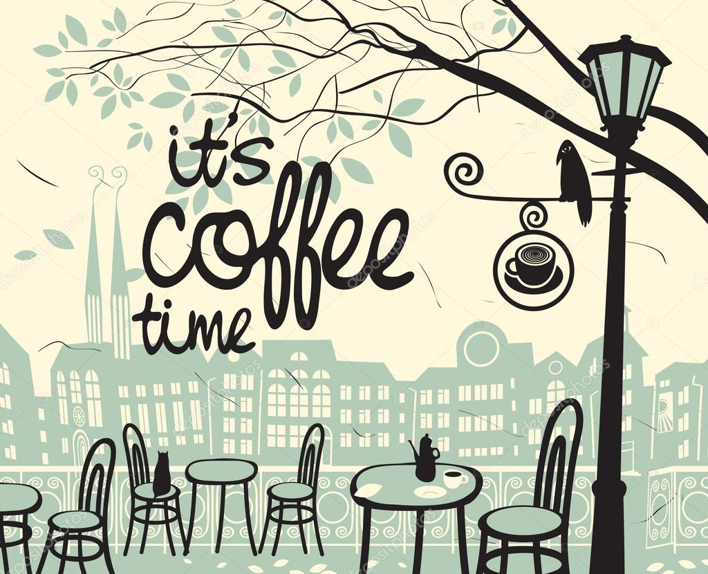 is the coffee time