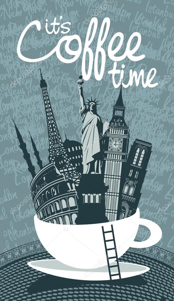 Travel coffee
