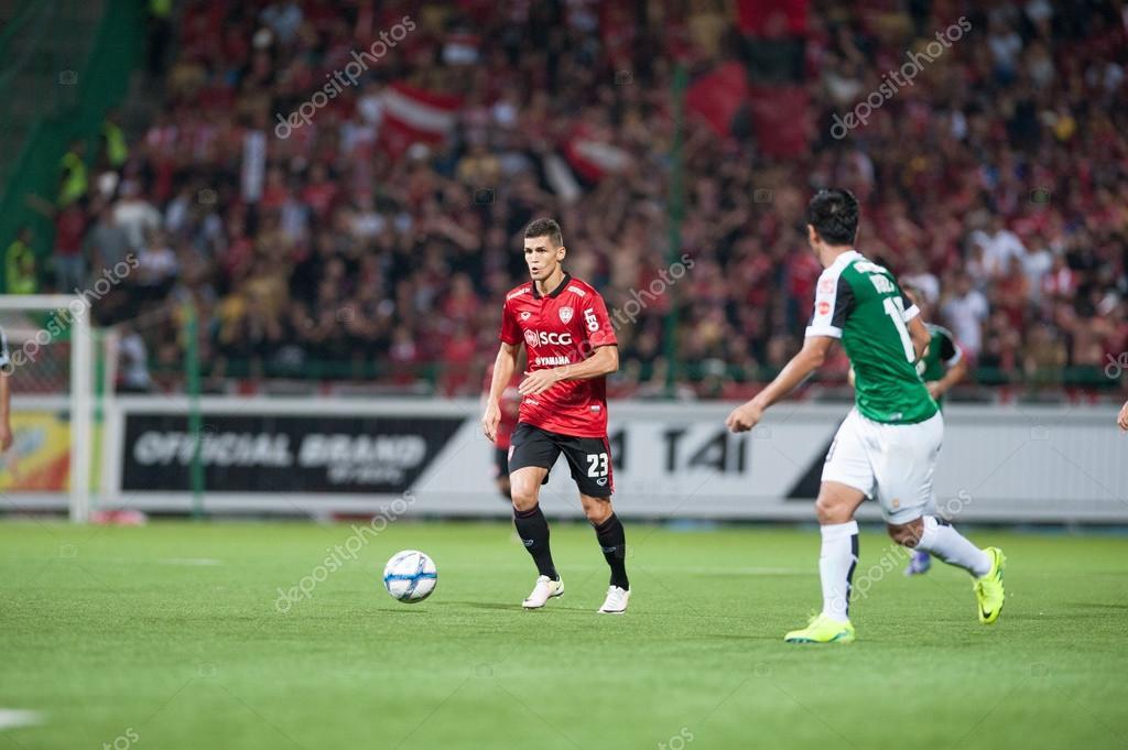 game between BG FC.VS SCG Moangtong