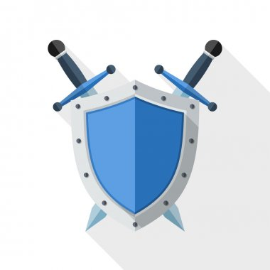 Shield and Sword icon