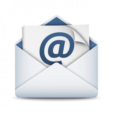 E-mail, envelope icon