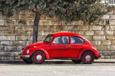 German motor car Volkswagen Beetle