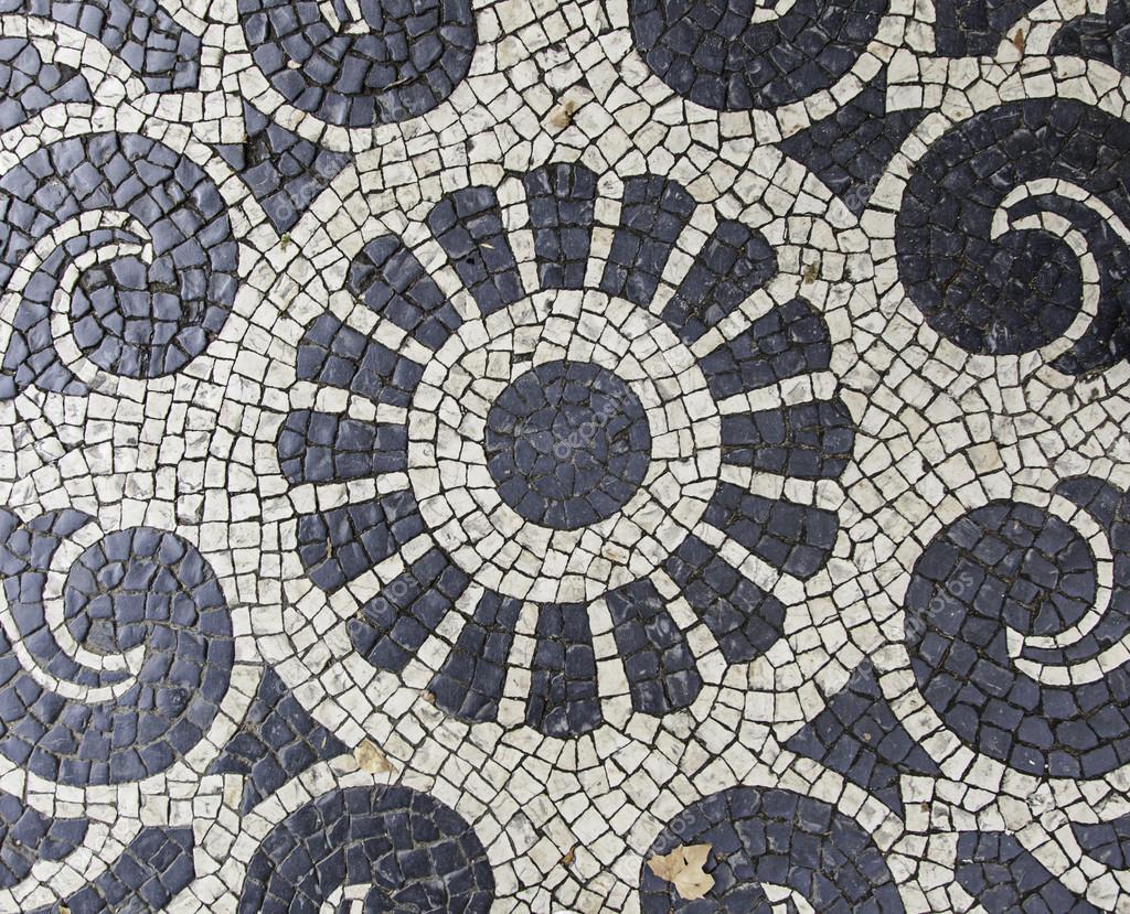 Mosaik boden stein stockfoto esebene photo 124124928 for Boden mosaik