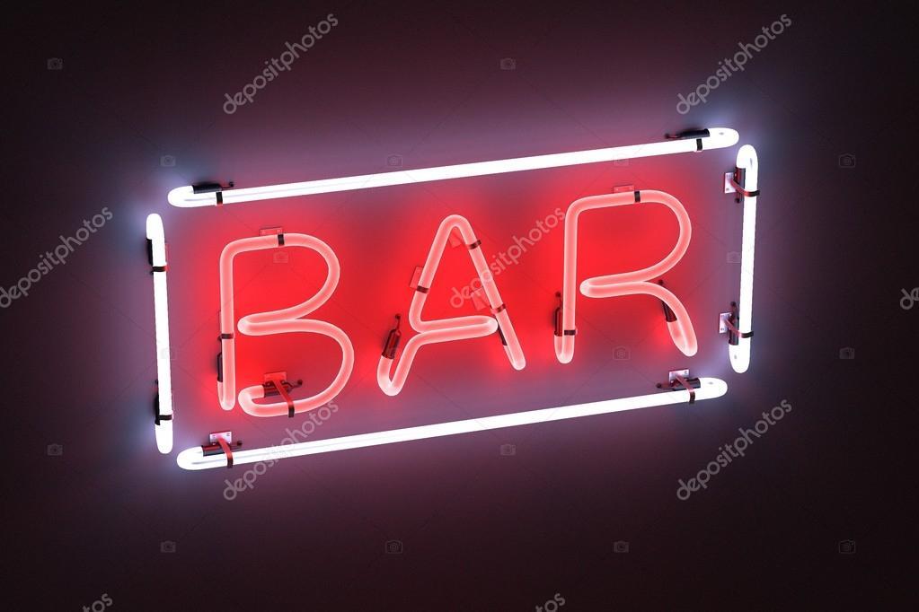 Neon lights bar stock photo 3drenderings 75732309 3d render of neon lights bar photo by 3drenderings mozeypictures Gallery