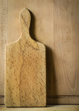 still life chopping board