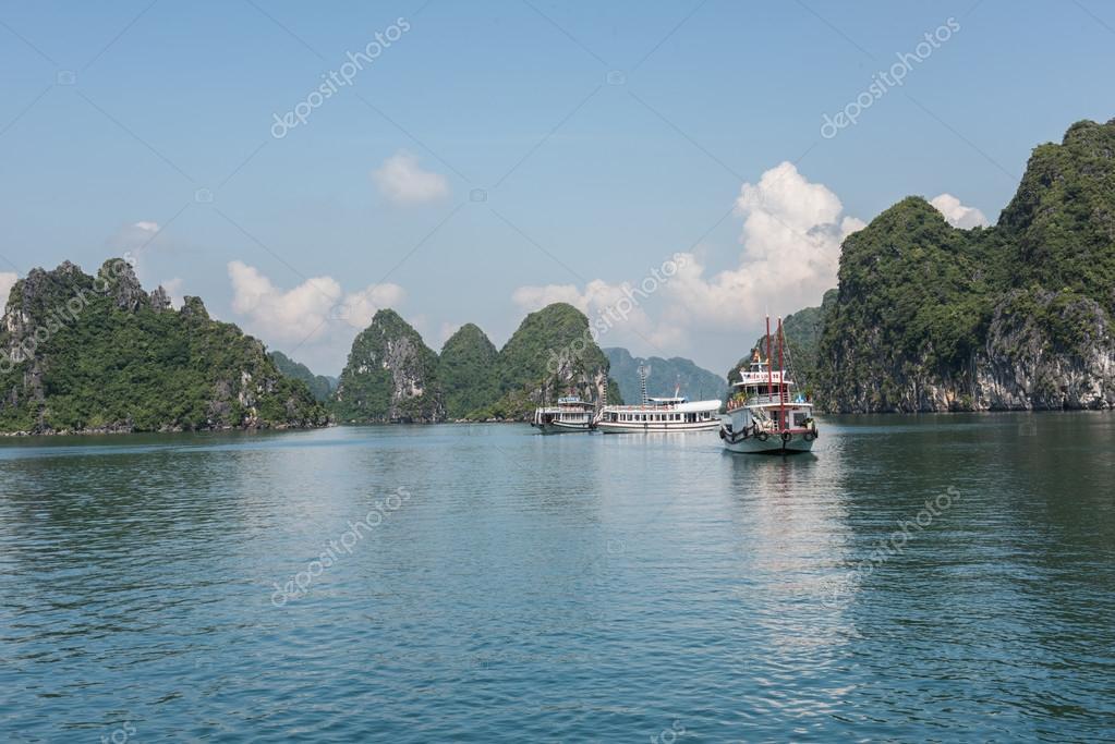 Returning From Ha Long Bay
