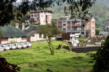 Hotels and Residences in Munnar