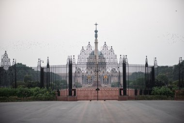 Rashtrapati Bhawan in Delhi