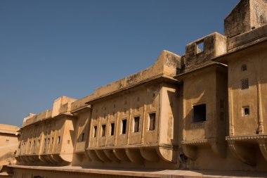 Building in Amer Fort Complex