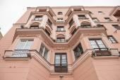 Fotografie krásná budova v Minsku