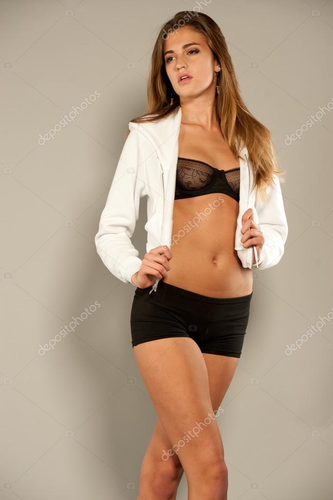 Hot model photography