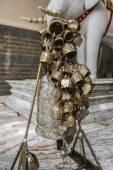 Fotografie Náboženské zvony chrámu v Doi Suthep
