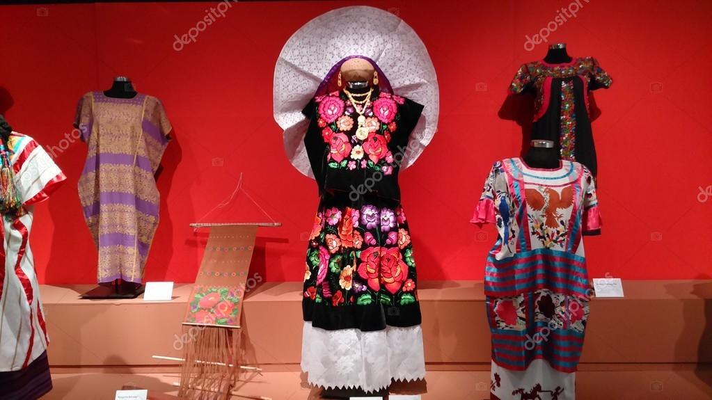 Textiles Mexicanos Oaxaca Vestidos Tradicionales Mexicano