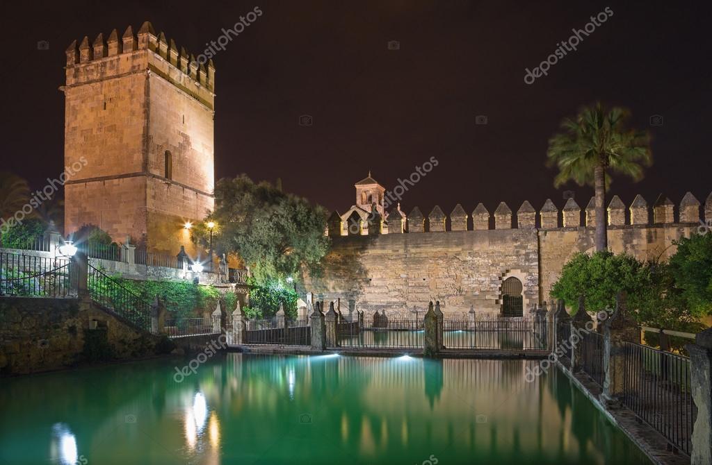 C rdoba espa a 25 de mayo de 2015 los jardines del - Noche en los jardines de espana ...