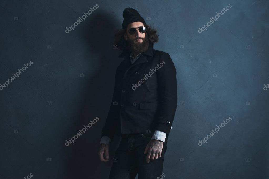 Hombre Barba De © 70 Fotos Vintage Stock Ysbrand108506274 — Años jRL4A5