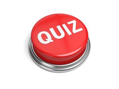quiz,red button