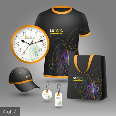 Promotional elements design